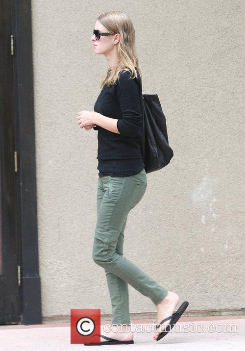 Nicky Hilton out for lunch at the Beverly...