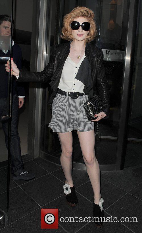 Nicola Roberts and Girls Aloud 4