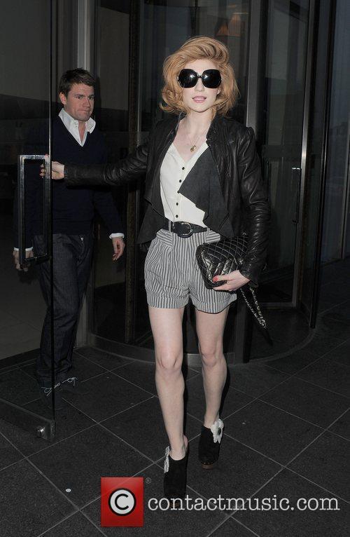 Nicola Roberts and Girls Aloud 6