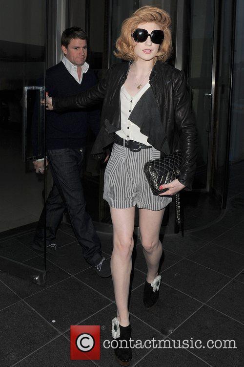 Nicola Roberts and Girls Aloud 5