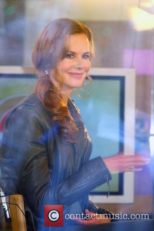 Nicole Kidman visits NBC's 'Today Show's to promote...