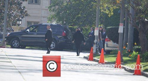 Lionel Richie, Joel Madden and Nicole Richie 4
