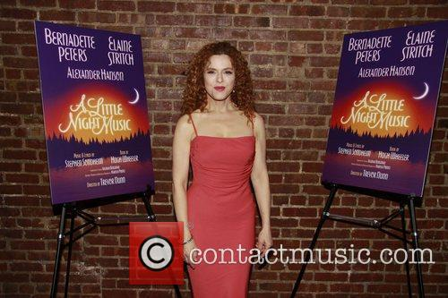 Bernadette Peters and Elaine Stritch 5