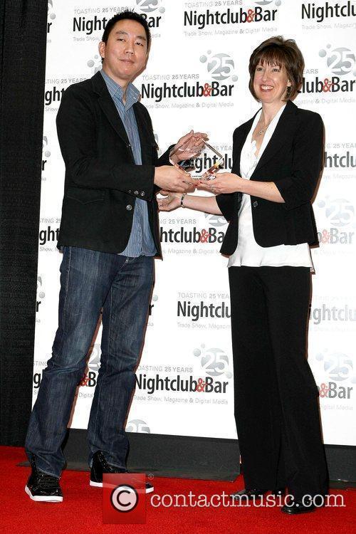Tony Wang and Donna Hood Crecca Nightclub &...