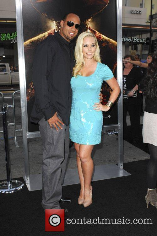 Kendra Wilkinson and Husband 3