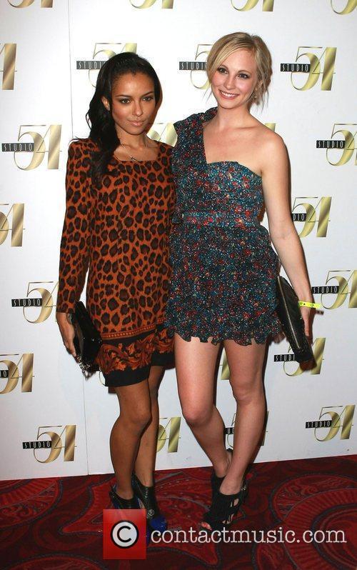 Katerina Graham and Candice Accola