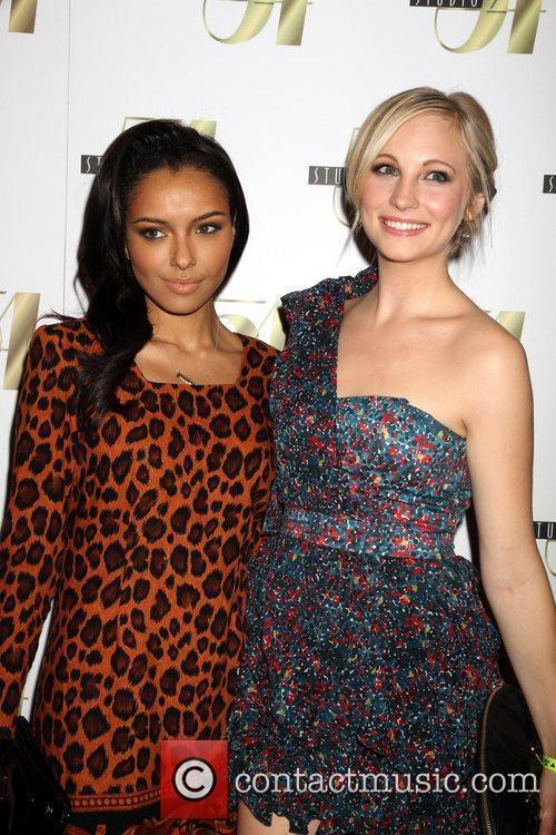 Katerina Graham and Candice Accola 3