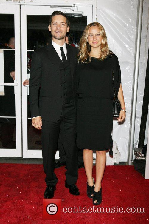 Tobey Maguire and Jennifer Meyer Maguire 4