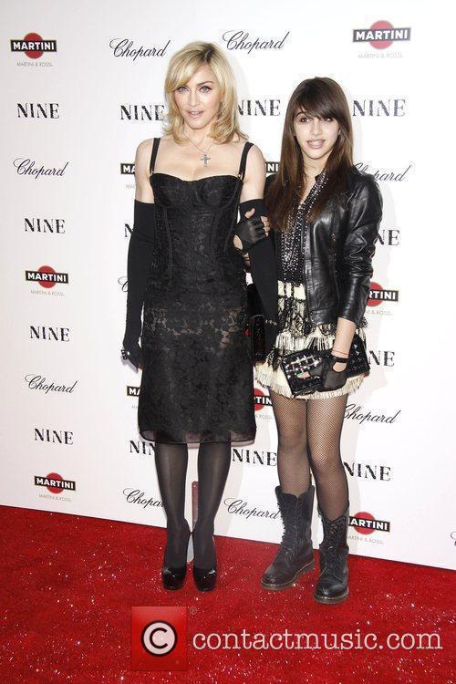Madonna and Lourdes Leon 11