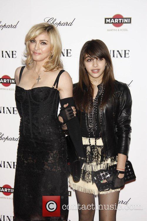 Madonna and Lourdes Leon 9