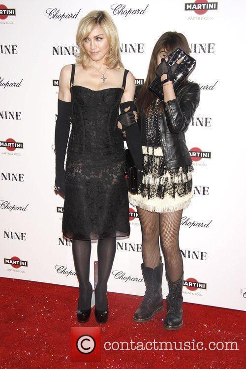 Madonna and Lourdes Leon 4