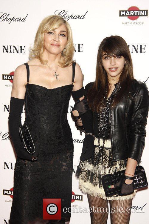 Madonna and Lourdes Leon 2