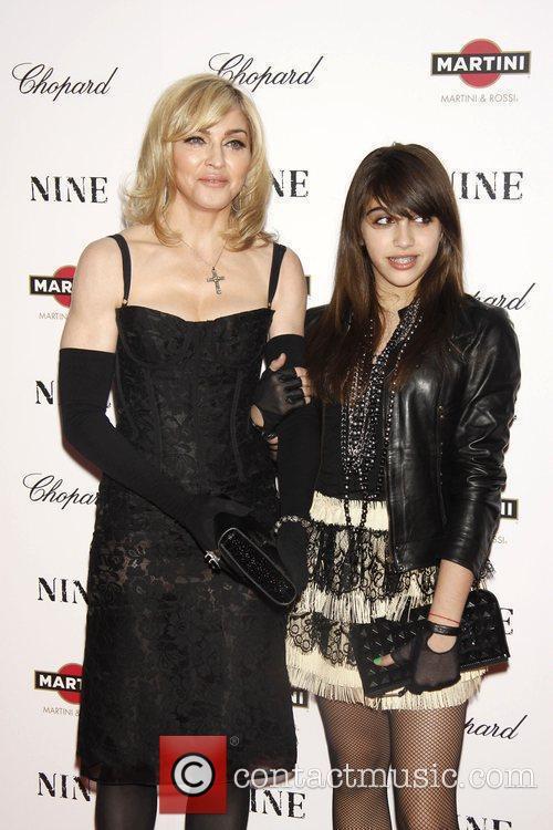 Madonna and Lourdes Leon 6