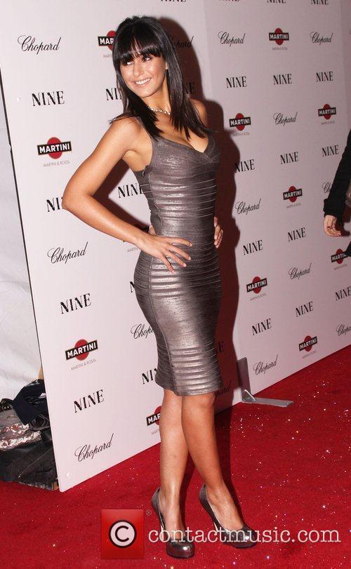 Emmanuelle Chriqui New York premiere of 'Nine' sponsored...