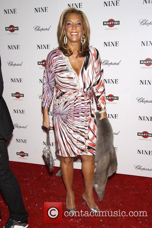 Denise Rich New York premiere of 'Nine' sponsored...