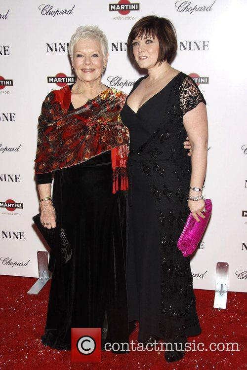 Judi Dench and Her Daughter Finty Williams 3