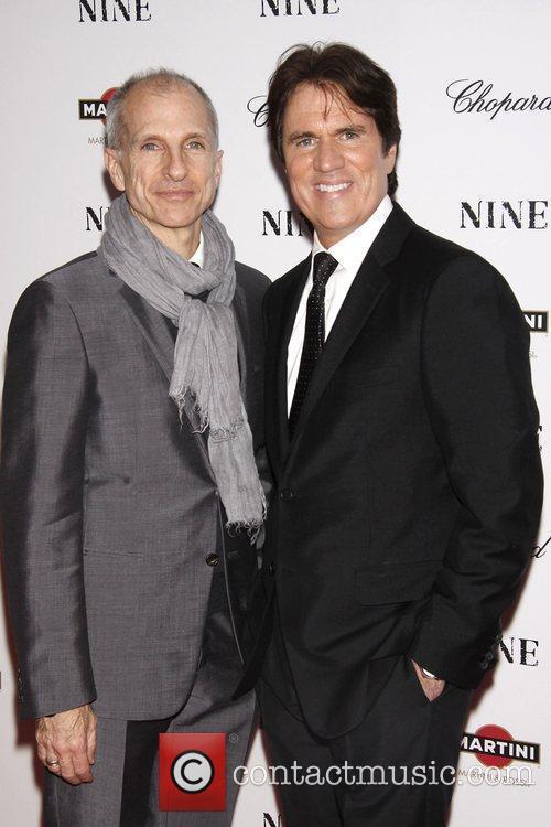 Producer John Deluca and John Deluca 11