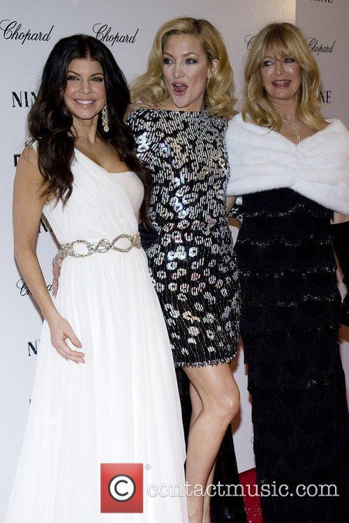 Fergie aka Stacy Ferguson, Kate Hudson,Goldie Hawn New...