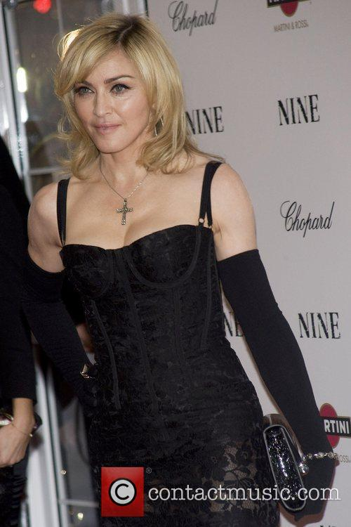 Madonna, Ziegfeld Theatre