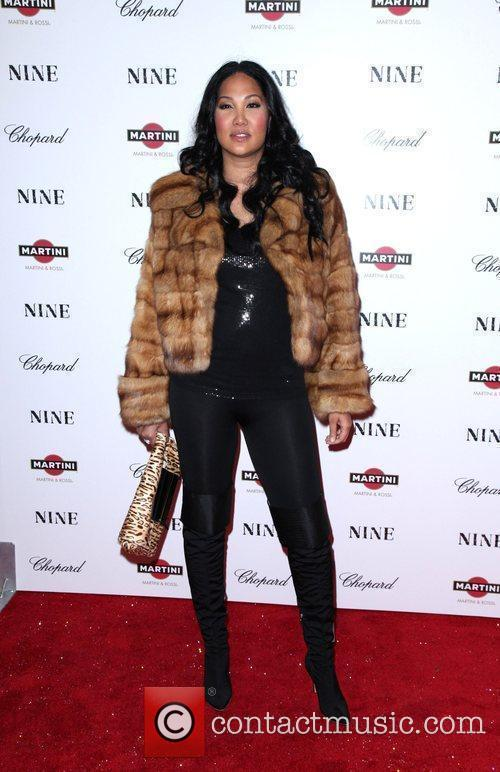 Designer Kimora Lee Simmons New York premiere of...