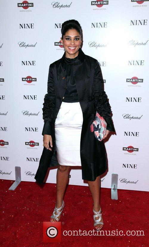 Designer Rachel Roy  New York premiere of...