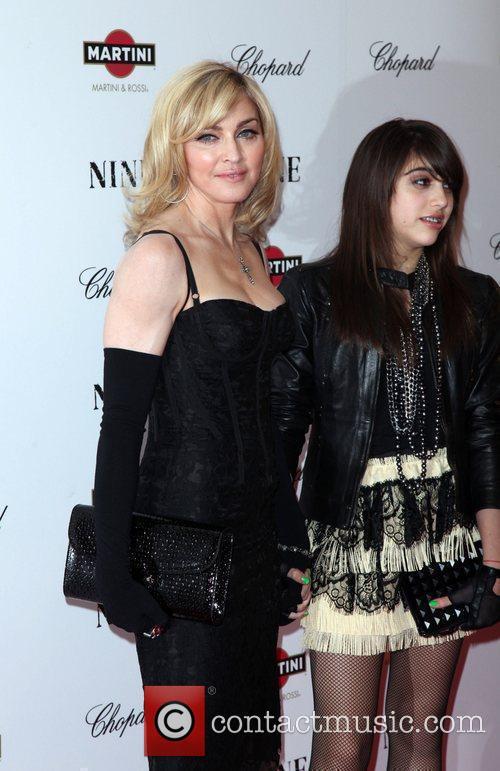 Madonna and Lourdes Leon 10