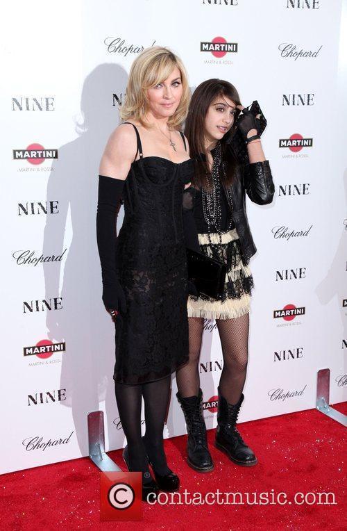 Madonna and Lourdes Leon 8