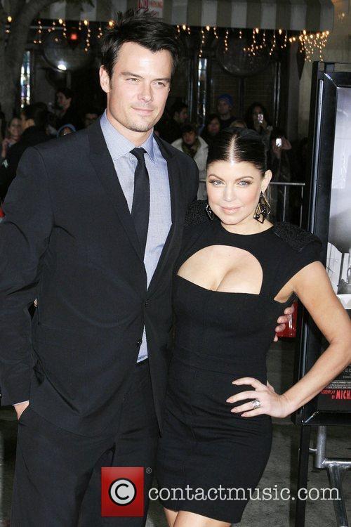 Josh Duhamel and Stacy Ferguson aka Fergie 4
