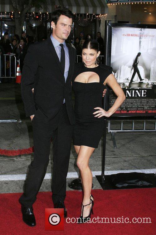 Josh Duhamel and Stacy Ferguson aka Fergie 1