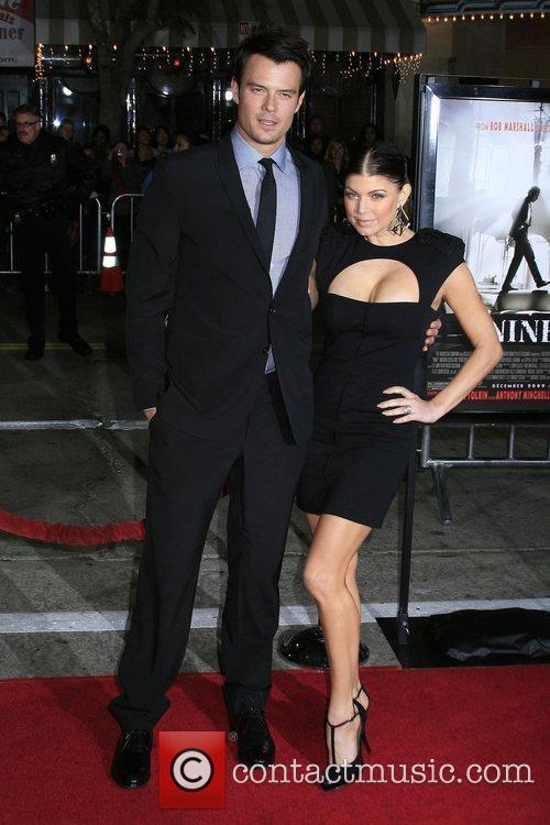 Josh Duhamel and Stacy Ferguson Aka Fergie 3