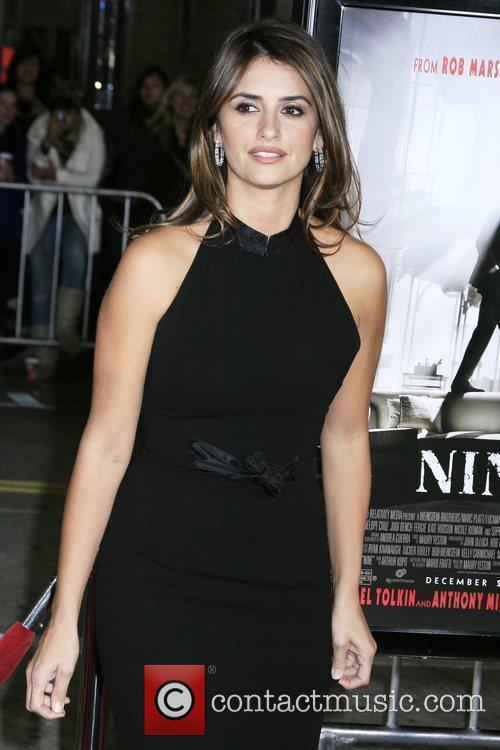 Los Angeles Premiere of 'Nine' held at Mann...