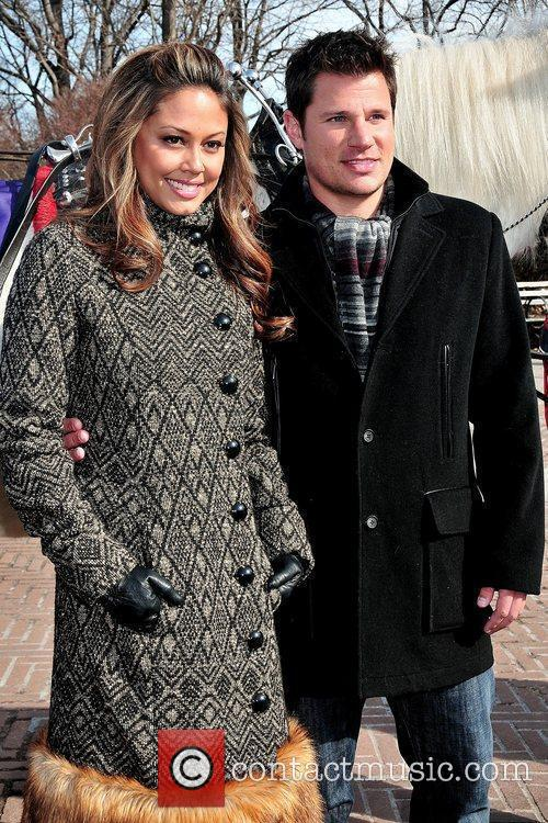 Vanessa Minnillo and Nick Lachey 7