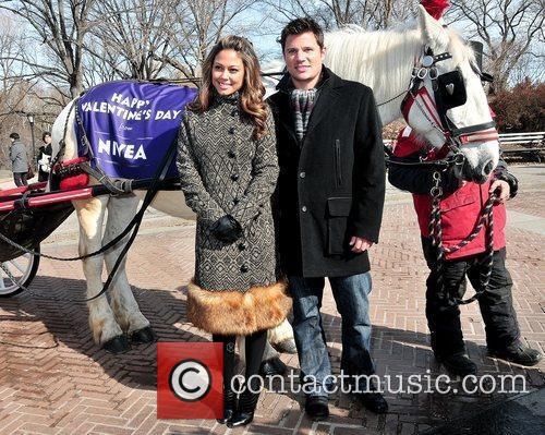 Vanessa Minnillo and Nick Lachey 14