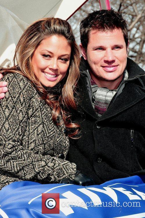 Vanessa Minnillo and Nick Lachey 4