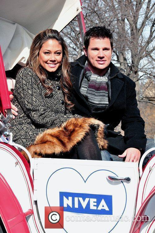 Vanessa Minnillo and Nick Lachey 2