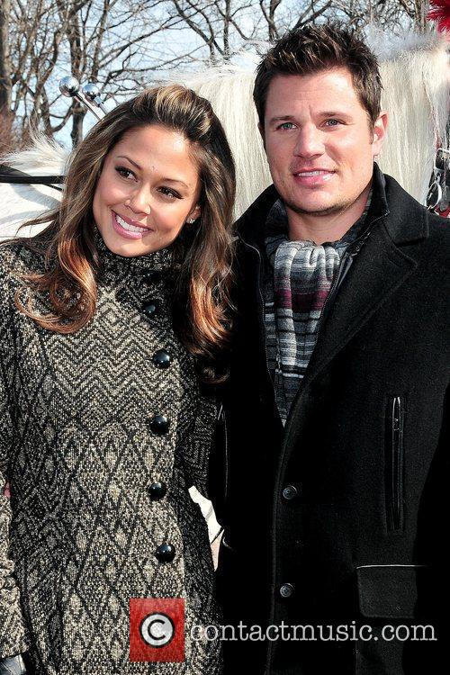Vanessa Minnillo and Nick Lachey 9