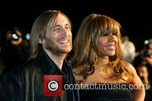David Guetta and guest NRJ Music Awards Ceremony...