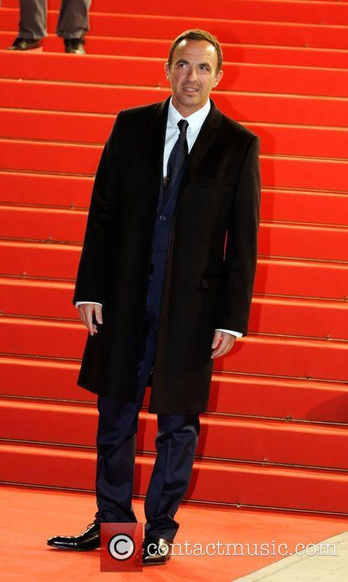Greek presenter & French TV personality Nikos NRJ...