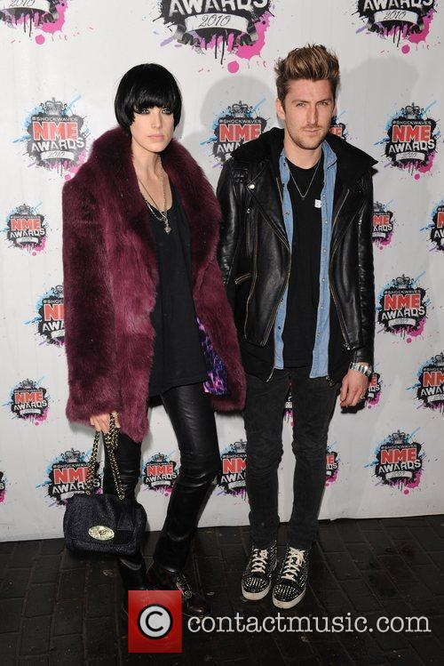 Agyness Deyn and Henry Holland Shockwaves NME Awards...