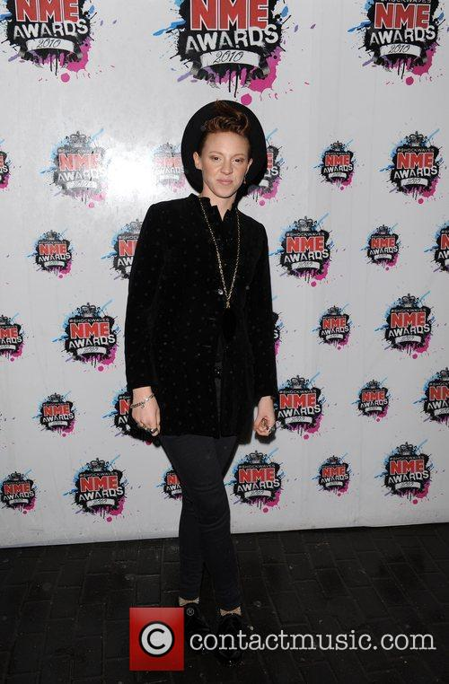La Roux Shockwaves NME Awards 2010 held at...