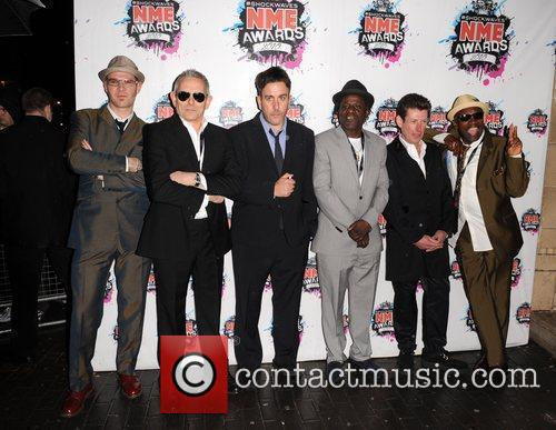 The Specials Shockwaves NME Awards 2010 held at...