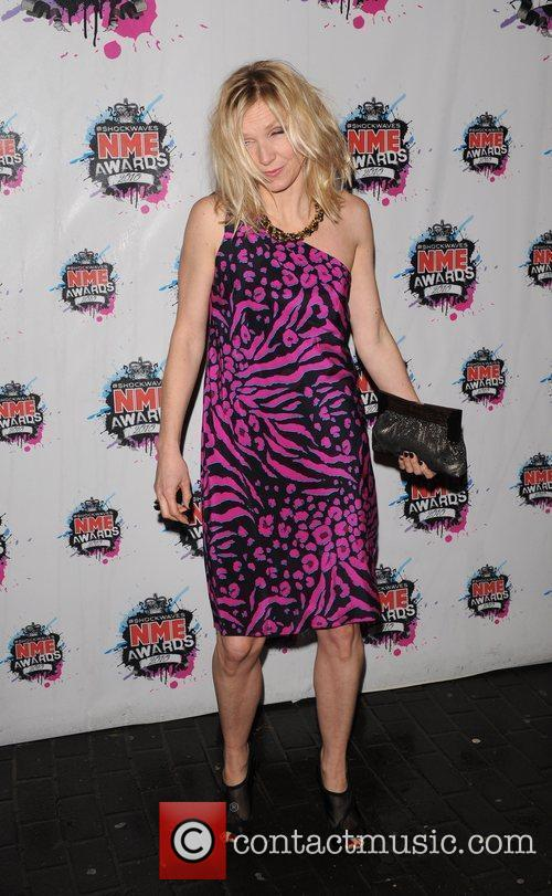 Jo Whiley Shockwaves NME Awards 2010 held at...
