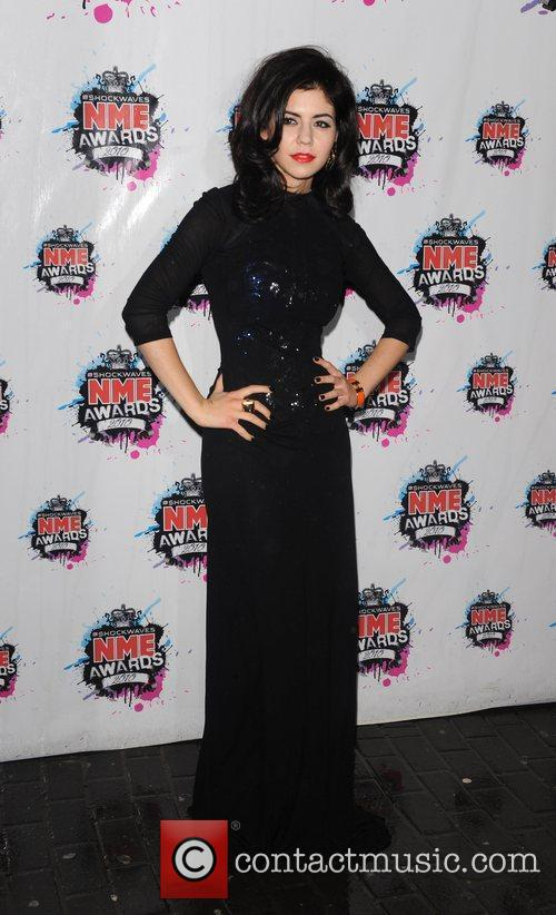 Marina and the Diamonds Shockwaves NME Awards 2010...