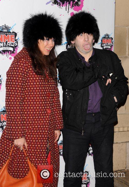 Guest and Shane MacGowan Shockwaves NME Awards 2010...