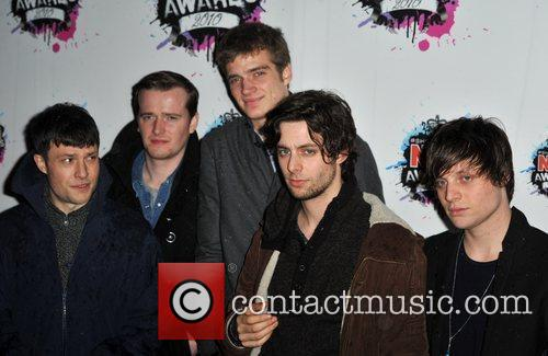 The Maccabees Shockwaves NME Awards 2010 held at...