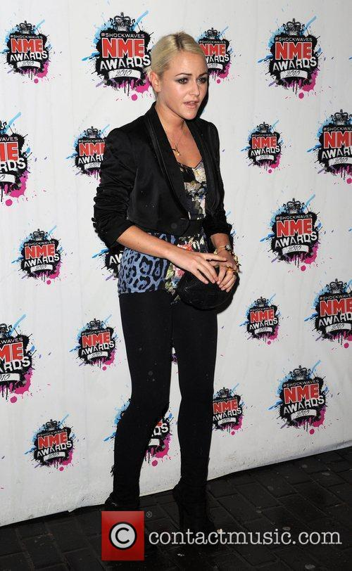 Jaime Winstone Shockwaves NME Awards 2010 held at...