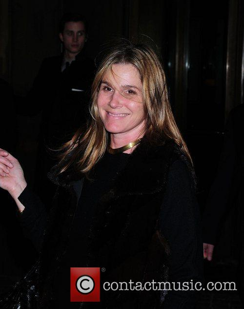 Aerin Lauder Screening of 'No Strings Attached' held...
