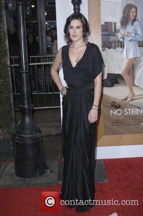 Los Angeles Premiere of No Strings Attached held...
