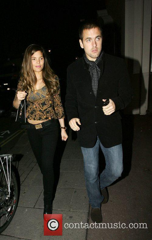 Joe Cole and Carly Zucker