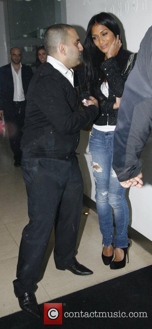 Nicole Scherzinger and Pussycat Dolls 2